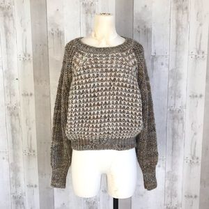 Anthropologie Moth XS pullover knit sweater